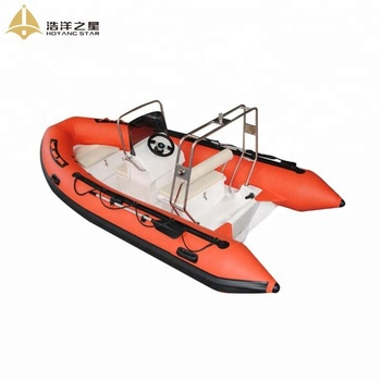 China Supplier 14ft 4.3m Used Fishing Boat for Sale