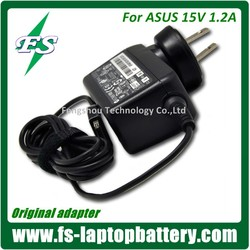 Charger AC Adapter 15V 1.2A for ASUS Transformer Pad TF300T TF700T T101 T201 18W