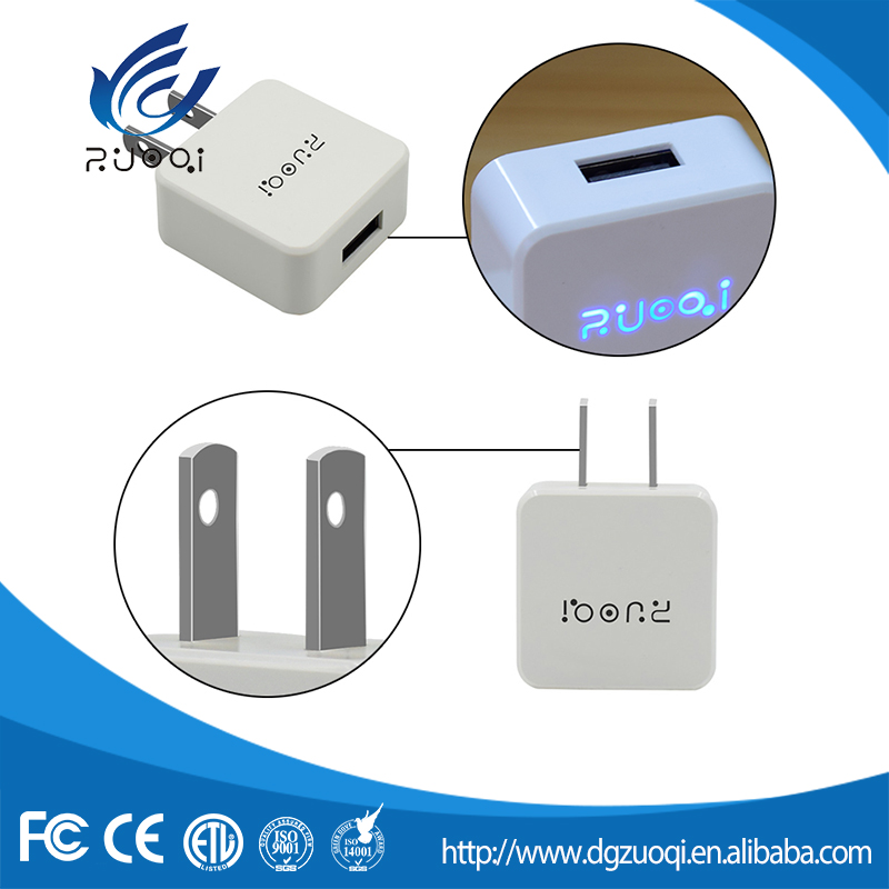 2016 new arrival Single USB Wall Charger Adapter , Mini Wall Charger USB, Micro USB Wall Charger for iPhone