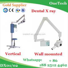 Great performance cheap price vertical / wall mounted type dental x ray machine / dental X-ray unit / dental diagnosis equipment