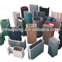 High Quality Anodized Industry Aluminum Extrusion
