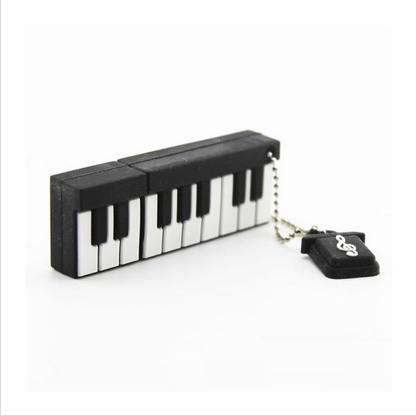 Piano usb key disk pen drive 2gb 4gb 8gb 16gb 32gb usb flash drive 1pcs/lot Free shipping