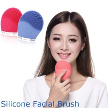 Super Face Wash Brushes Machine Soft Silicone Facial Brush Cleanser Waterproof Design Health Beauty Your Face Women Cleansers