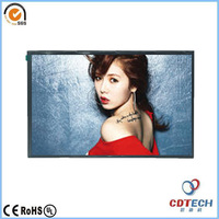 ALL viewing 10.1'' inch TFT type LCD monitor with 1280 *800 resolution