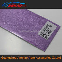 Variety color car paint protection film with bubble air for car decal, 1.52*20m