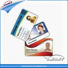 printing sample company staff plastic employee id cards