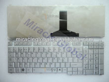 laptop keyboard for toshiba P300 P505 A505 A500 laptop spanish keyboard