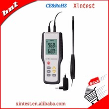 HT-9829 High Level Sensitivity Digital LCD Display Thermal Anemometer Wind Speed Meter Measuring Instrument