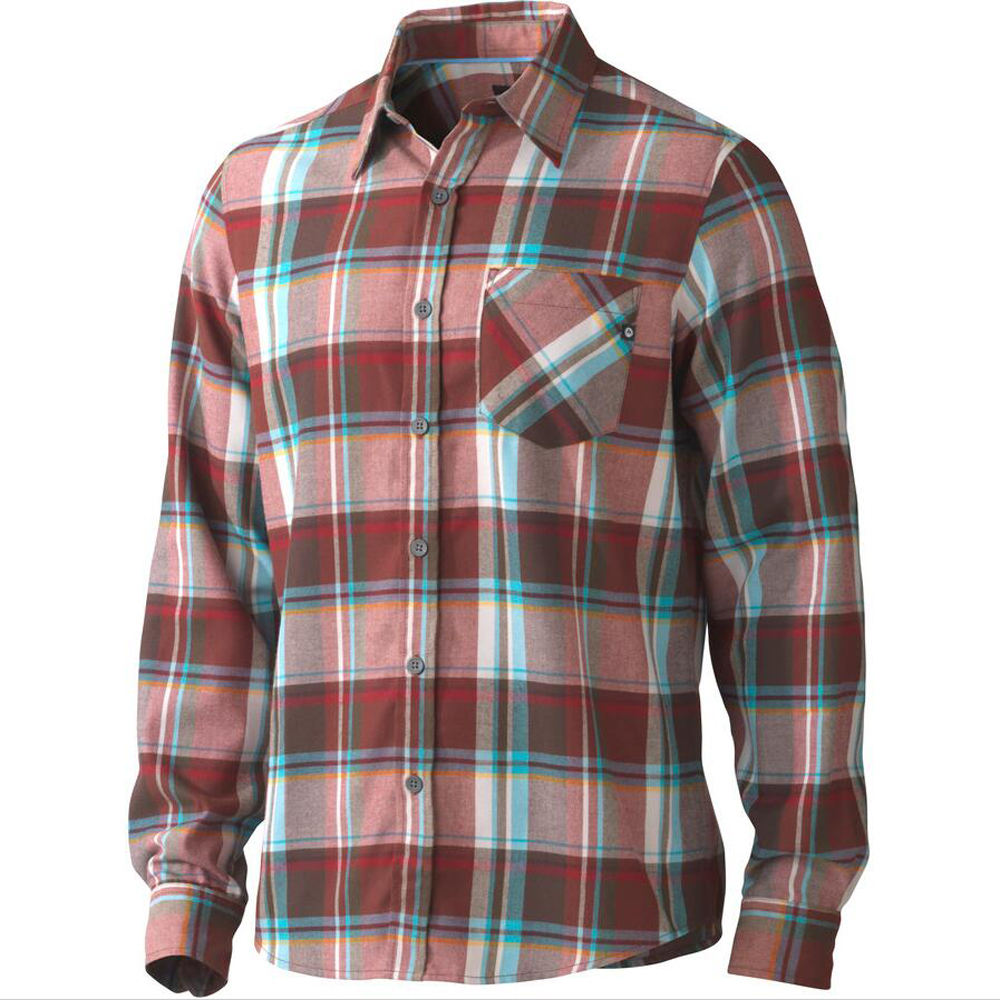 100 Cotton Casual Shirt With Top Quality Cotton Plaid