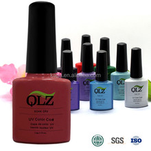 QLZ uv polish gel for both artificial nails and natural nails