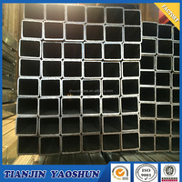 Pre galvanized square/rectangular steel tube and pipe