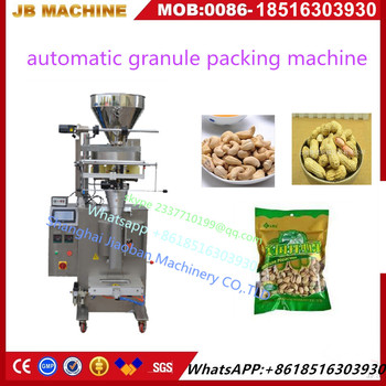 Vertical Automatic Sachet Bag Nuts Packing Machine Automatic Granule Packing Sealing Machine