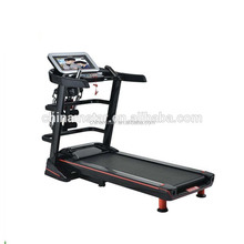 New cheap motorised fitness treadmill with adjustmant handles,fitness treadmill,commercial treadmill