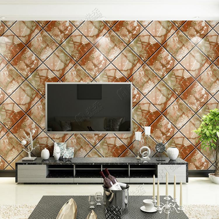Wholesale Cheap Home Deco Pvc Living Room 3d Brick Wallpaper