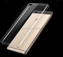 Ultrathin Soft tpu transparent Cell Phone Case For Huawei Ascend P10 / P10PLUS