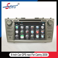 In Dash Auto Navigation For Camry 2009 With GPS DVD Player/SWC/Radio