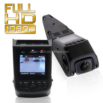 A118C NTK96650 Full HD1080P car dash cam 170 degree angle night vision D09
