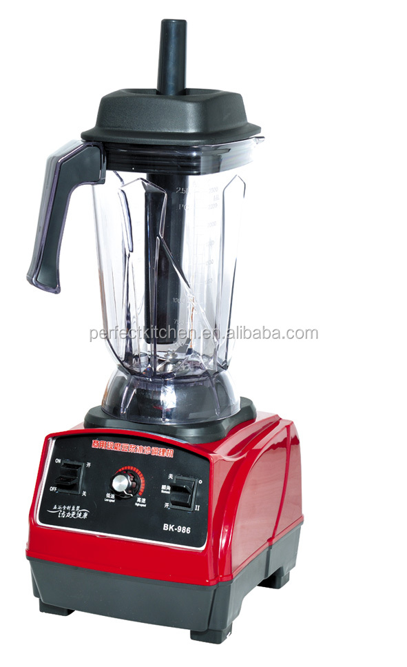 Industrial Size Blenders ~ Commercial electric blender with sound cover industrial