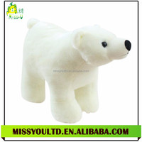 White Polar Bear Vivid Soft Plush Animal Toy