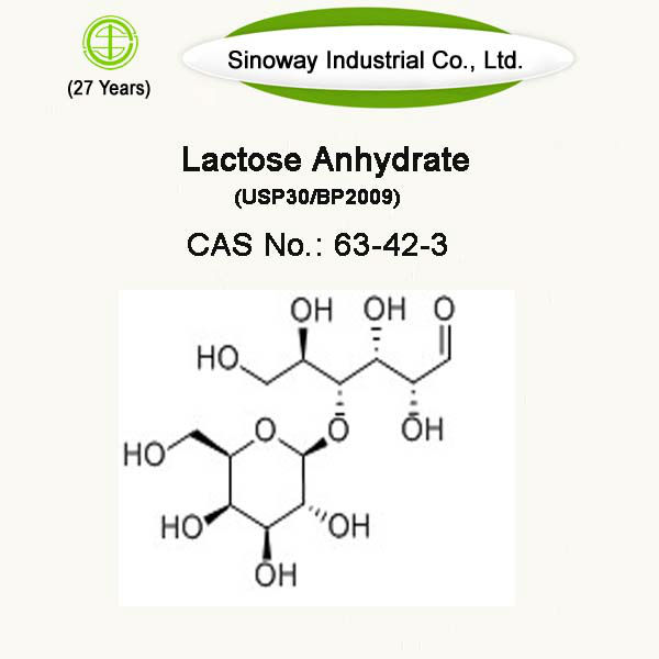 Lactose Anhydrous Manufacturers