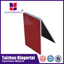 Alucoworld brand aluminum companies offer wallpap 4x8 ceiling panels