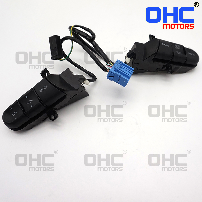 New Style And Premier Steering Wheel Switch Control for FXFT17-02 T+e+<strong>r</strong>+i+o+s
