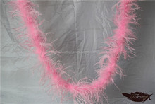 Ostrich Feather Boas Pink 2Yards