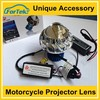 wholesale motorcycle hid projector headlights price 50000hos lifespan 100% waterproof 18 months warranty! china manufacturer