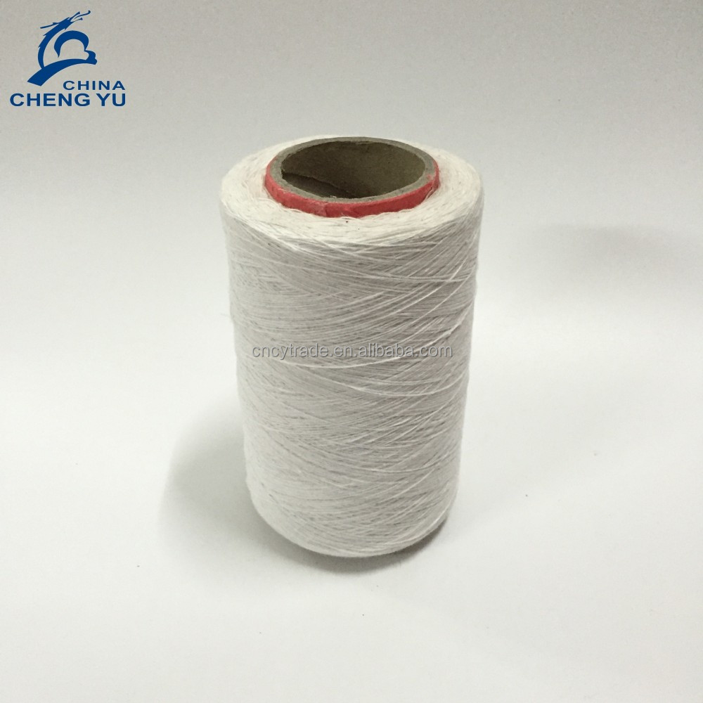 good evenness and less neps recycled cotton yarn for towel 70% cotton 30% polyester