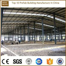 knock down trading export pre fab high strength steel building contractors