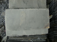 Grey Roofing Slate Tiles, Wholesale Popular Roofing Sale