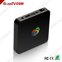Hot sale S905 Quad core android smart tv box arabic channels