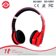 Bluetooth Wireless headband Mobile Phone Use Wireless Music Headphone with Super Bass
