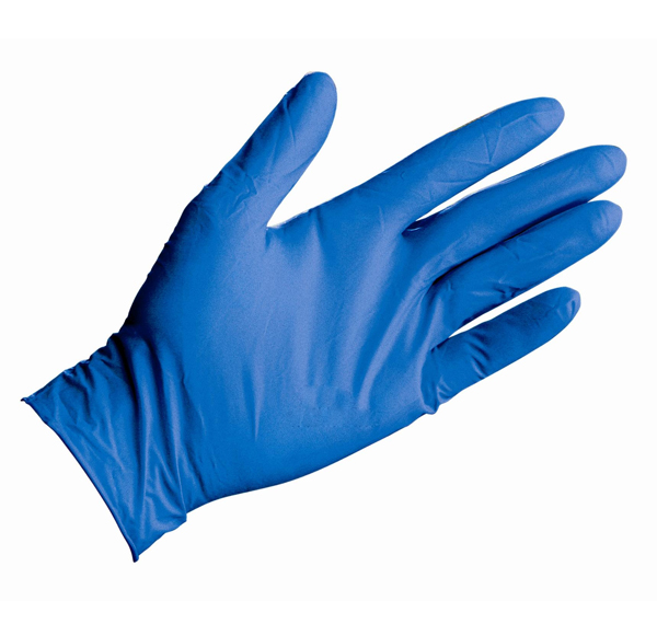 2017 Hot Sale Examination Disposable Nitrile Gloves