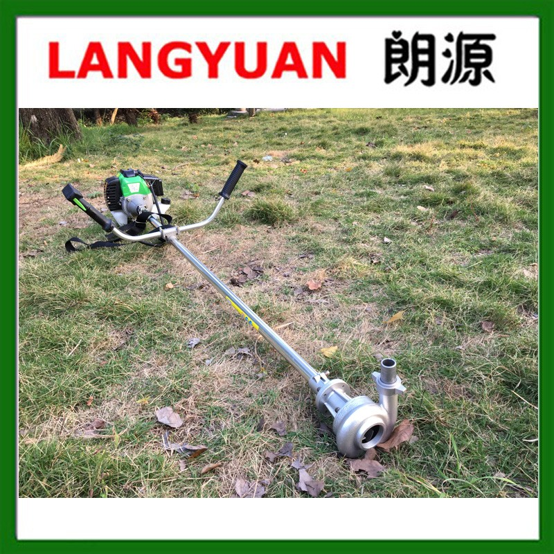 43cc brush cutter with water pump grass trimmer spare parts -water pump