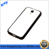 TPU +PC bumper cases for samsung s4 9500