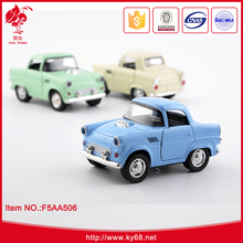 1 38 Scale Mini Metal Diecast Model Car with Pull Back Function