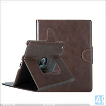 Shockproof case for tablet for iPad 4/3/2 ,360 Rotation PU Leather Flip Case Cover for APPLE iPad 4/3/2