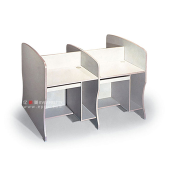 Hot Sale Computer Table Design,4-person computer table