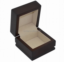 owl jewelry gift packaging case stone single ring box
