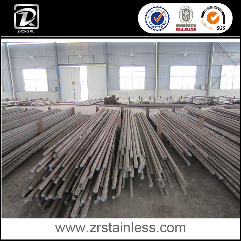 ASTM A276 329 Stainless Steel Black Bar