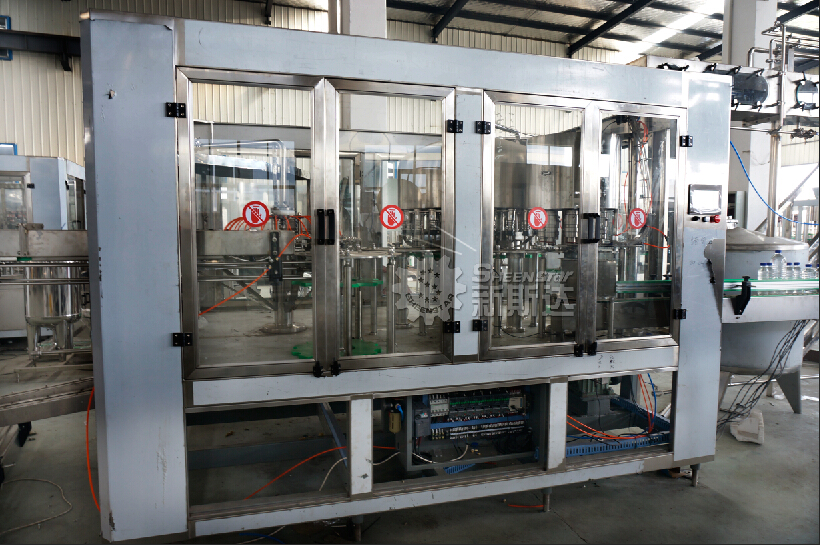 Best Price Auto Bottled Water Manufacturing Machine