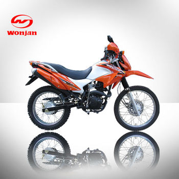2014 new 200cc kids gas dirt bikes for sale (WJ200GY-III)