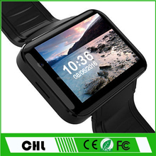 China Factory Direct Sale Sport Smart Watches Dm98 Mtk 6572 3G Wifi Android Gps Touch Screen Mobile Watch Phone