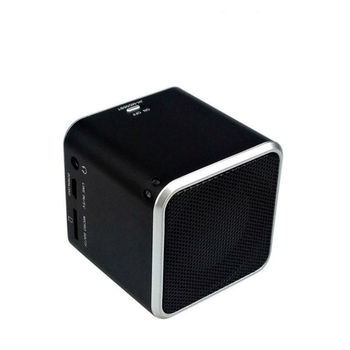2013 Newest! Music Angel JH-MD06BT2 Mini Speaker Bluetooth Wireless Studtio FM USB SD/TF Subwoofer For Mp3 Phone Pad