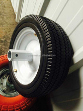 Small Solid PU pneumatic Wheel