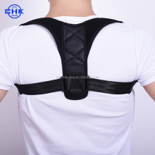 Effective adjustable shoulders back brace magnetic support posture corrector belt