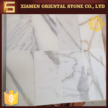 buliding decorative chinese low price white marble tiles for sale