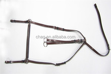 comb design martingale and breastplate for horse tack