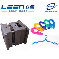 TaizhouHigh Precision Cloth/Coat Hanger Mould,Injection Plastic Hanger Mould